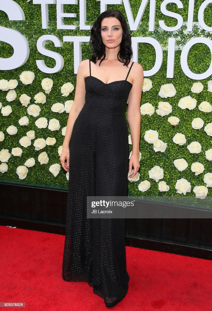 Jessica Pare attends the CBS Television Studios' Summer Soiree during the 2017 Summer TCA Tour on August 01 in Studio City, California.
