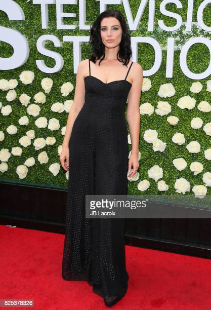 Jessica Pare attends the CBS Television Studios' Summer Soiree during the 2017 Summer TCA Tour on August 01 in Studio City California