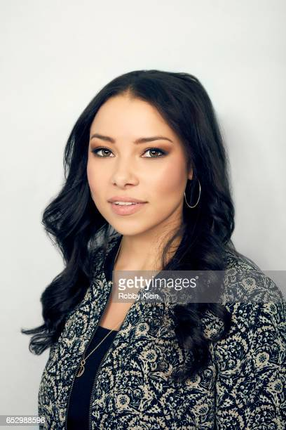 Jessica Parker Kennedy of 'Gemini' and 'I Love Bekka Lucy' poses for a portrait at The Wrap and Getty Images SxSW Portrait Studio on March 12 2017 in...
