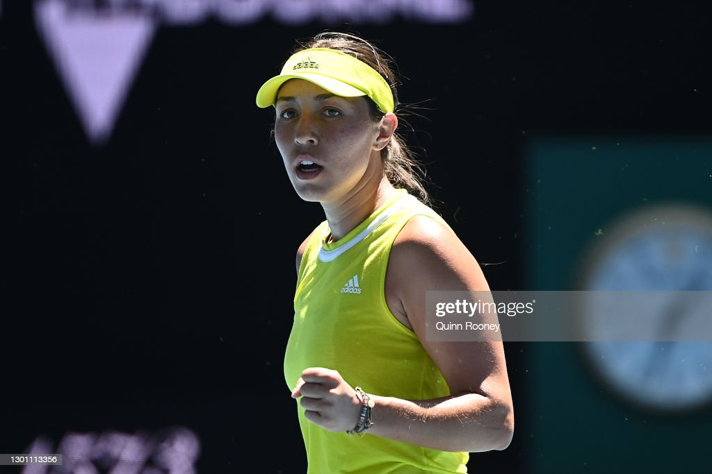 2021 Australian Open: Day 2 : News Photo