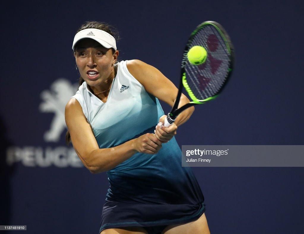 Miami Open 2019 - Day 4 : News Photo