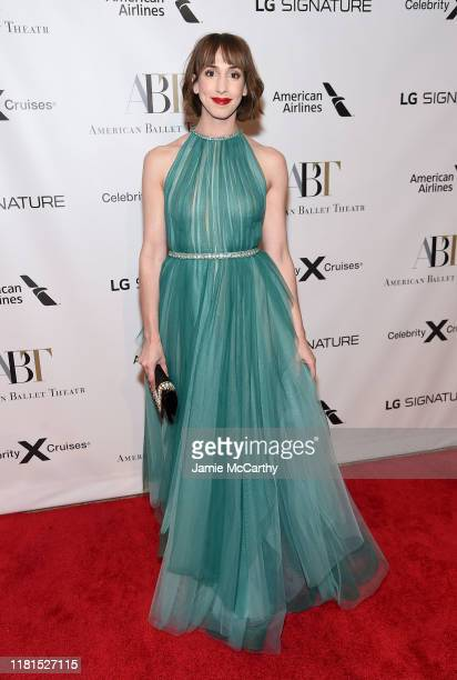 Jessica Pels editorinchief of Cosmopolitan attends the American Ballet Theatre 2019 Fall Gala at David H Koch Theater at Lincoln Center on October 16...