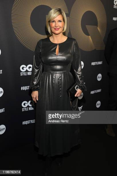 Jessica Peppel-Schulz attends the GQ Style Night during Berlin Fashion Week Autumn/Winter 2020 at BRICKS Berlin on January 15, 2020 in Berlin,...