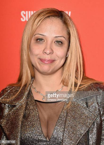 Jessica Perez attends the 'Crime And Punishment' Premiere during the 2018 Sundance Film Festival at The Ray on January 19 2018 in Park City Utah