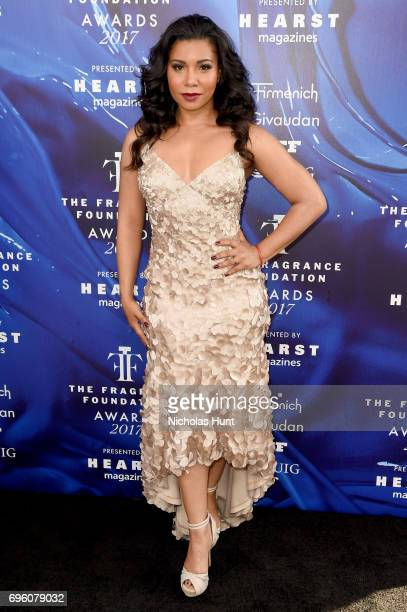 Jessica Pimentel attends the 2017 Fragrance Foundation Awards Presented By Hearst Magazines at Alice Tully Hall on June 14 2017 in New York City