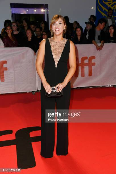 Jessica Pressler attends the Hustlers premiere during the 2019 Toronto International Film Festival at Roy Thomson Hall on September 07 2019 in...
