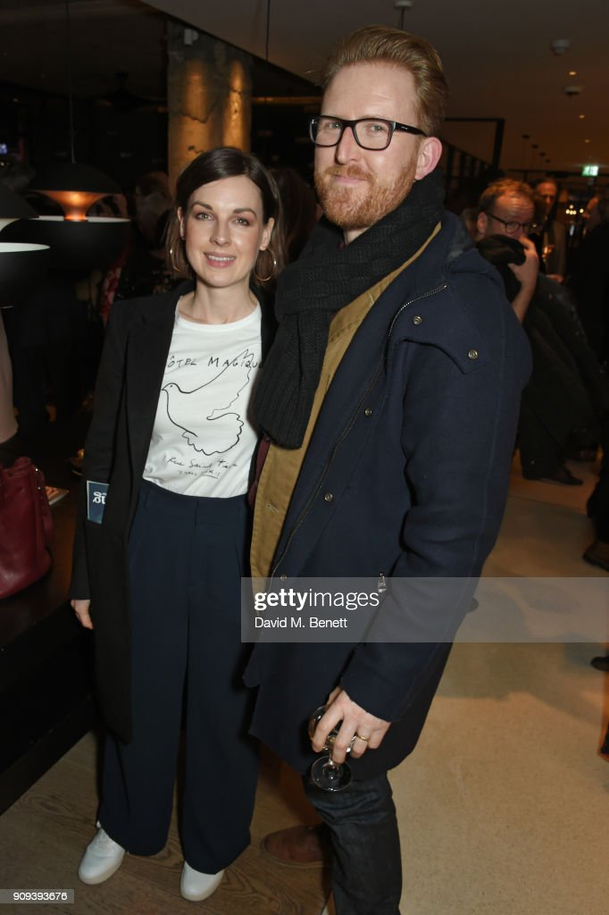 """Beginning"" - Press Night - After Party"