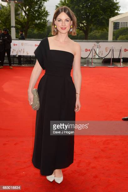 Jessica Raine attends the Virgin TV BAFTA Television Awards at The Royal Festival Hall on May 14 2017 in London England