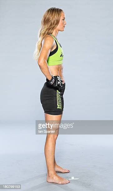 Jessica Rakoczy poses for a portrait on May 31 2013 in Las Vegas Nevada