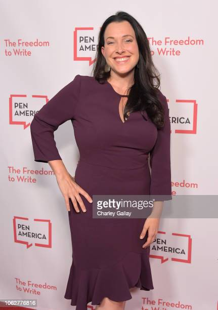 Jessica Rhoades attends PEN America 2018 LitFest Gala at the Beverly Wilshire Four Seasons Hotel on November 02 2018 in Beverly Hills California