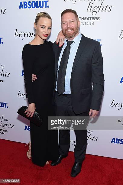 Jessica Roffey and CEO of Relativity Media Ryan Kavanaugh attend The New York Premiere Of Relativity Media's Beyond the Lights at Regal Union Square...