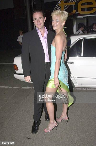 OCTOBER 2000 Jessica Rowe Michael Willesee jr The Launch of Channel 10 new programs for 2000