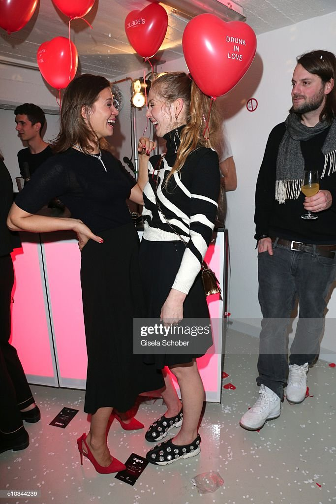 Constantin Film And zLabels Host 'Drunk In Love' Party