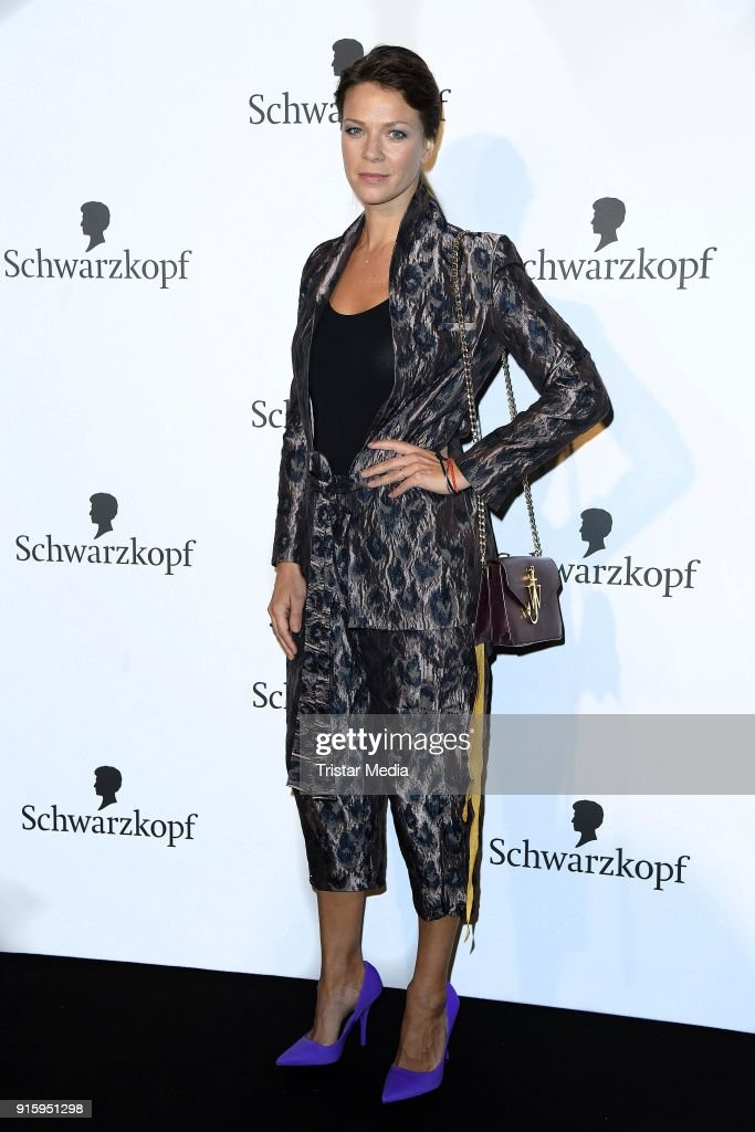 Schwarzkopf Celebrates 120th Anniversary In Berlin : News Photo