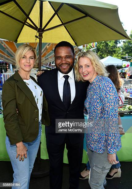Jessica Seinfeld Anthony Anderson and Ali Wentworth attend Jessica and Jerry Seinfeld host GOOD Foundation's 2016 Bash Sponsored by Beautycounter...