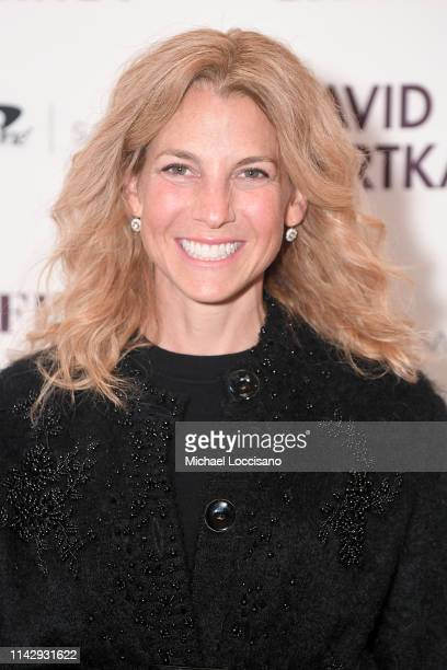 """Jessica Seinfeld attends the Launch of David Burtka's new cookbook """"Life Is A Party"""" at The Top of The Standard on April 15, 2019 in New York City."""