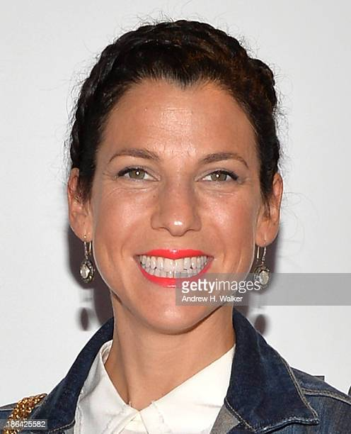 Jessica Seinfeld attends the screening of Entertainment One's 'Diana' hosted by The Cinema Society With Linda Wells and Allure Magazine at SVA...