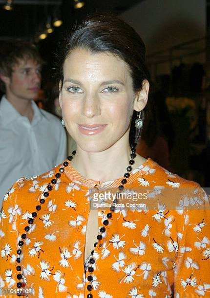 Jessica Seinfeld during Gucci Celebrates The Opening of The New East Hampton Store - June 3, 2006 at Gucci Store in East Hampton, New York, United...