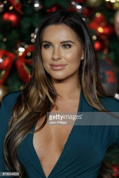 Jessica Shears arrives at the UK Premiere of 'Daddy's Home 2' at Vue West End on November 16 2017 in London England