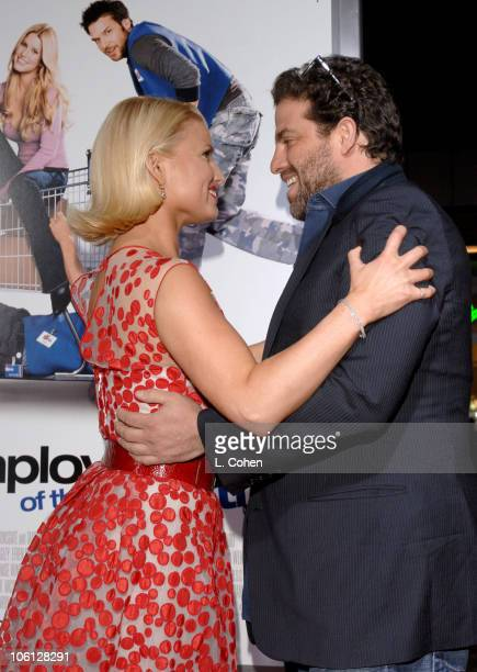 "Jessica Simpson and Brett Ratner during ""Employee of the Month"" Premiere - Red Carpet at Mann's Chinese Theater in Hollywood, California, United..."