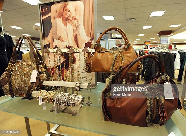 Jessica Simpson collection at Dillard's Lakeside Shopping Plaza on October 8 2011 in New Orleans Louisiana
