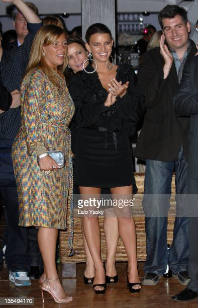 Jessica Simpson during 2007 Cannes Film Festival - In the Hands of Gods Nike Party at Century Club in Cannes, France.