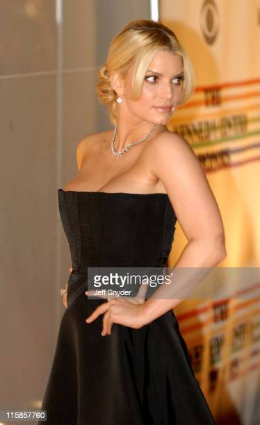 Jessica Simpson during 29th Annual Kennedy Center Honors at John F Kennedy Center for the Performing Arts in Washington DC United States