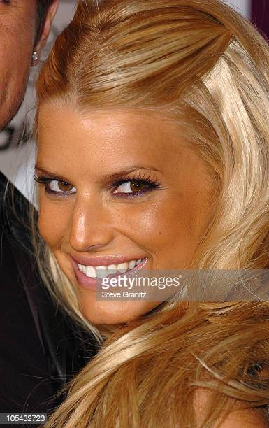 Jessica Simpson during US Weekly Jessica Simpson Celebrate The Young Hot Hollywood Style Awards at Element Hollywood in Hollywood California United...
