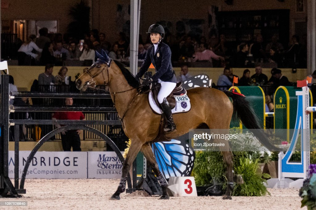Jessica Springsteen during the $391,000 Fidelity Investments
