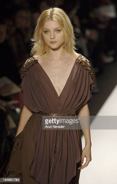 Jessica Stam Stock Photos and Pictures | Getty Images