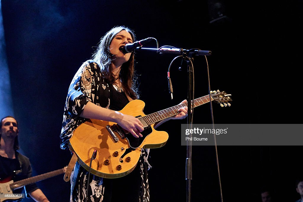 The Staves Perform At Hackney Empire In London : News Photo