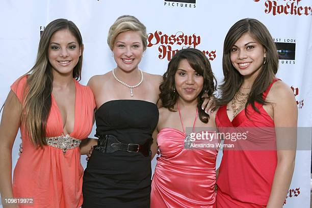 Jessica Steinbaum Laura Cellner Ashley Maldonado and Iris Zelaya