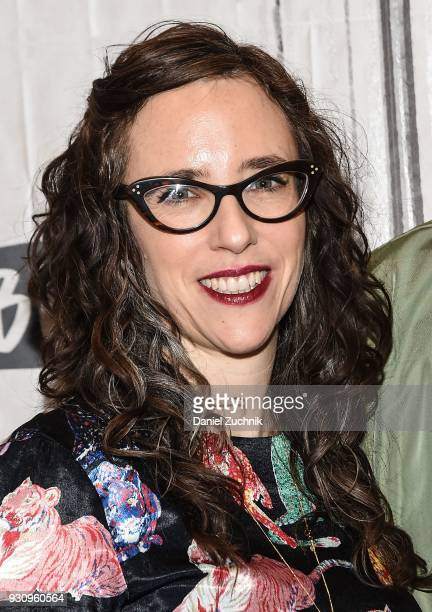 Jessica Stern attends the Build Series to discuss the CBS show 'Madam Secretary' at Build Studio on March 12 2018 in New York City