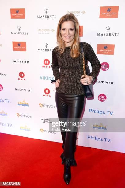 Jessica Stockmann attends the Movie Meets Media event 2017 at Hotel Atlantic Kempinski on November 27 2017 in Hamburg Germany