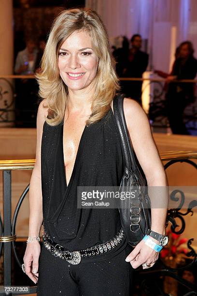 Jessica Stockmann attends the Movie Meets Media Party during the 57th Berlin International Film Festival on February 9 2007 in Berlin Germany