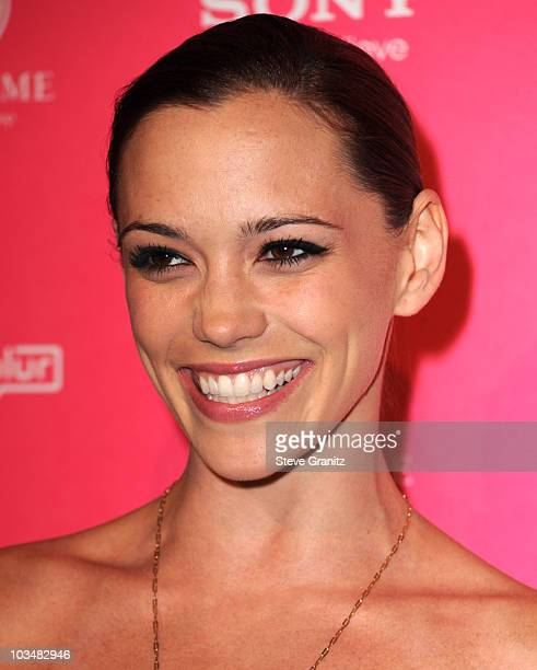 Jessica Sutta attends the Us Weekly Hot Hollywood Style Issue Event at Drai's Hollywood on April 22 2010 in Hollywood California