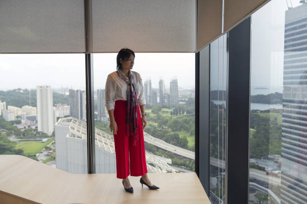 SGP: Ping An Co-CEO Jessica Tan Says China's Curbs on Fintech Shouldn't Have Surprised Anyone