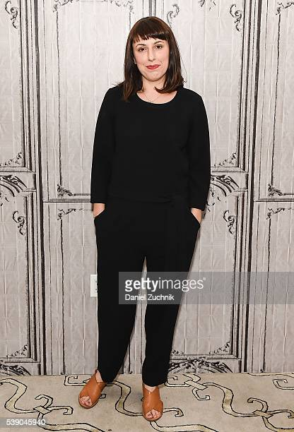 Jessica Valenti attends AOL Build to discuss her book 'Sex Object' at AOL Studios on June 9, 2016 in New York City.