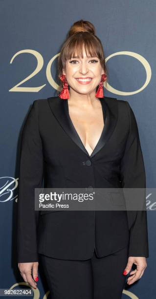 Jessica Vosk attends the Brooks Brothers Bicentennial Celebration at Jazz At Lincoln Center Manhattan