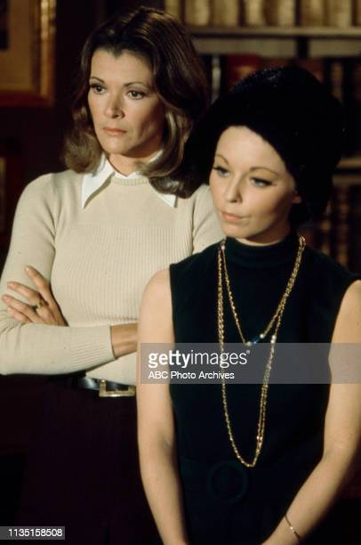 Jessica Walter Jill Haworth appearing in the Walt Disney Television via Getty Images tv movie 'Home for the Holidays'