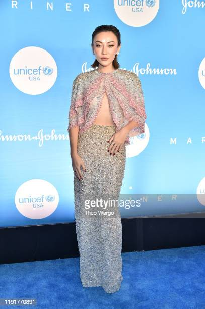 Jessica Wang attends the 15th Annual UNICEF Snowflake Ball at Cipriani Wall Street on December 03 2019 in New York City