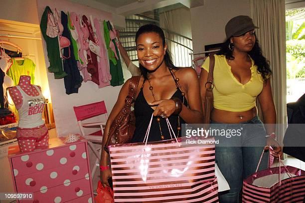 Jessica White at Victoria's Secret during 2005 MTV VMA Victoria's Secret and EXPRESS Suites Day 3 at Sagamore Hotel in Miami Beach Florida United...