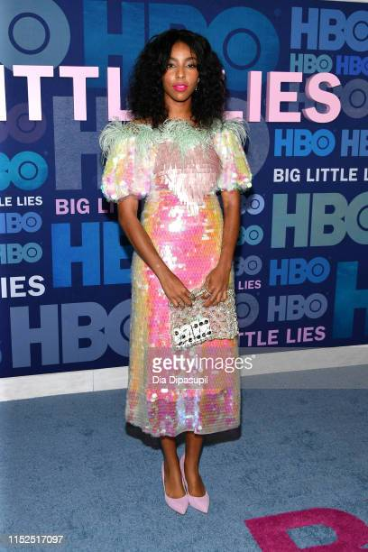 Jessica Williams attends the Big Little Lies Season 2 Premiere at Jazz at Lincoln Center on May 29 2019 in New York City