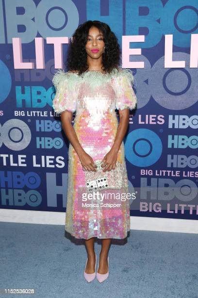 "Jessica Williams attends the ""Big Little Lies"" Season 2 Premiere at Jazz at Lincoln Center on May 29, 2019 in New York City."