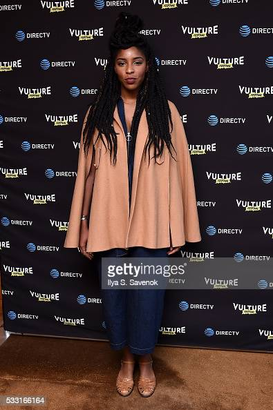 Jessica Williams attends the Vulture Festival Opening Night