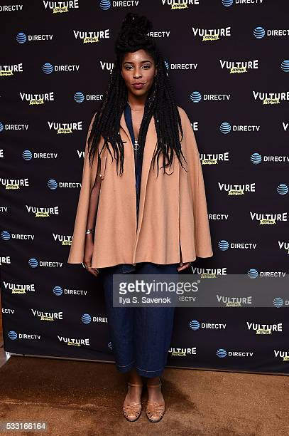 Jessica Williams attends the Vulture Festival Opening Night Party sponsored by DirecTV at The Top of The Standard on May 20 2016 in New York City