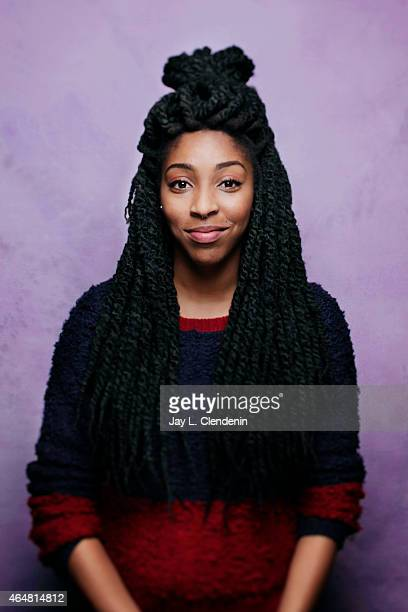 Jessica Williams is photographed for Los Angeles Times at the 2015 Sundance Film Festival on January 24 2015 in Park City Utah PUBLISHED IMAGE CREDIT...