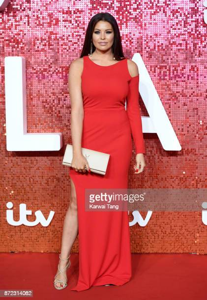 Jessica Wright attends the ITV Gala at the London Palladium on November 9 2017 in London England