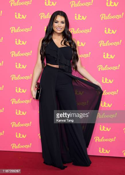 Jessica Wright attends the ITV Palooza 2019 at The Royal Festival Hall on November 12, 2019 in London, England.