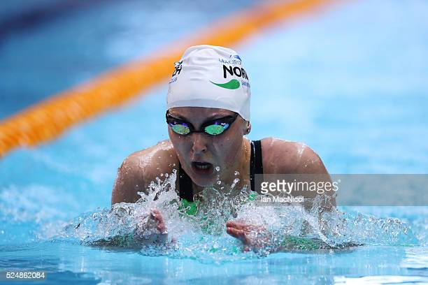 Jessica-Jane Applegate of Great Britain competes in the heats of the Women's MC 200m IM during Day Five of British Para-Swimming International Meet...